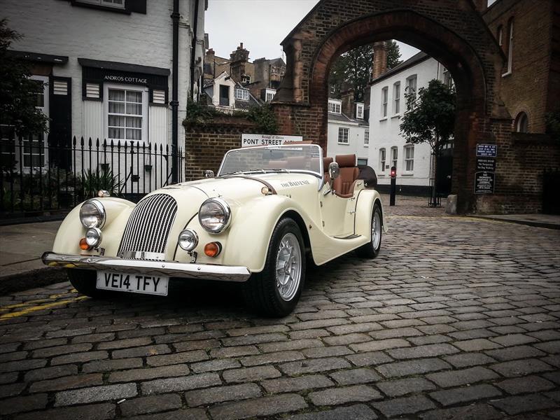 The Balvenie Morgan, el mejor vehículo promocional de la historia