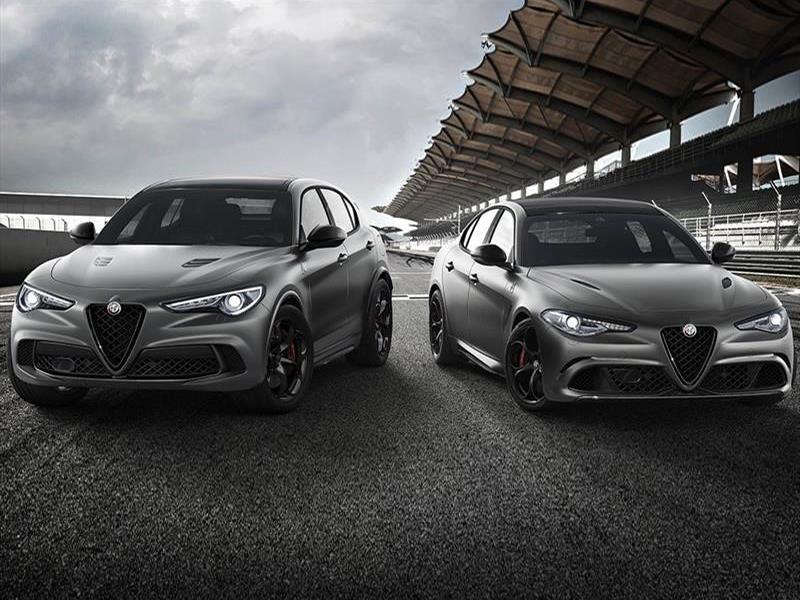Alfa Romeo presenta las Nürburgring Editions de sus autos récord