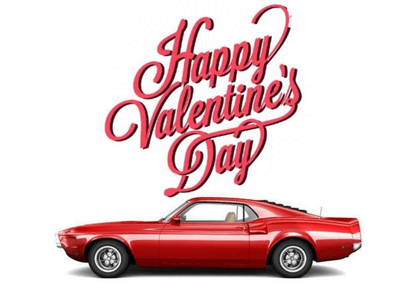 Los mejores autos para festejar el día de San Valentín