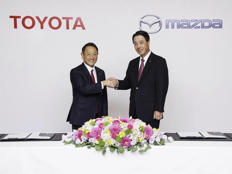 Más de 15 estados disputan la nueva planta de Toyota y Mazda