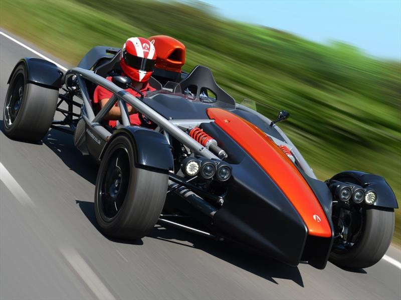 Goodwood 2018: Ariel Atom 4, con el motor del Honda Civic Type R