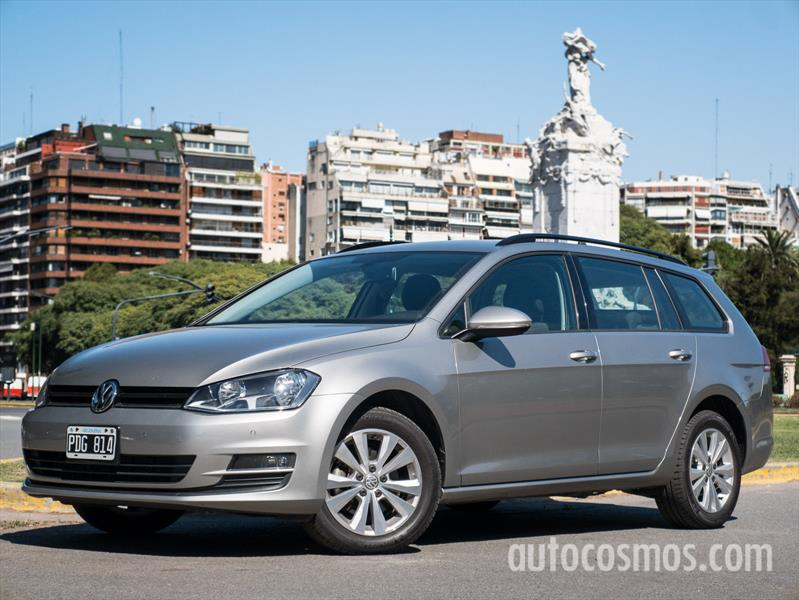 Volkswagen Golf Variant a Prueba