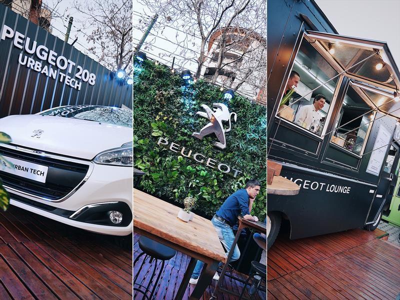 Peugeot Lounge te invita a Masticar