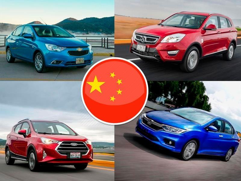 Conoce todos los autos chinos que se venden en México