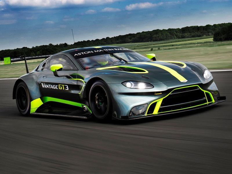 Aston Martin Vantage GT3 y GT4 presentes en las 24 Horas de Le Mans