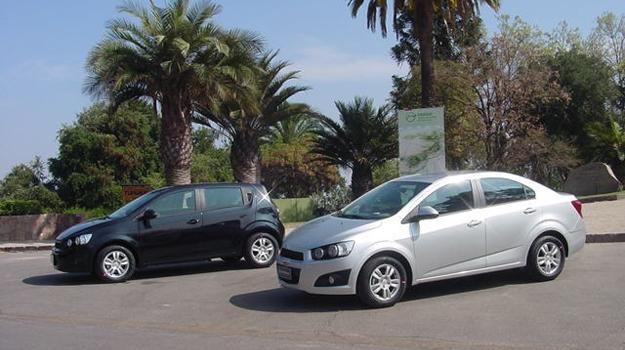 Chevrolet Sonic: Ya está en Chile