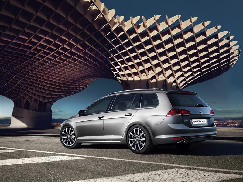 Nuevo Volkswagen Golf Variant se presenta en Argentina