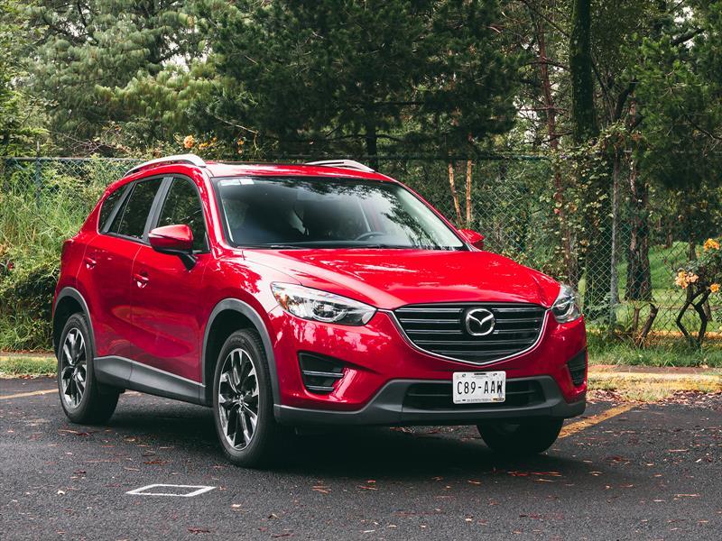 Mazda CX-5 2016 a prueba