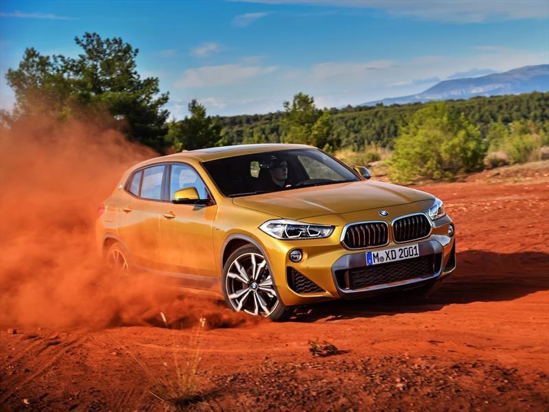 BMW X2 2018 es un SUV rebelde y atrevido