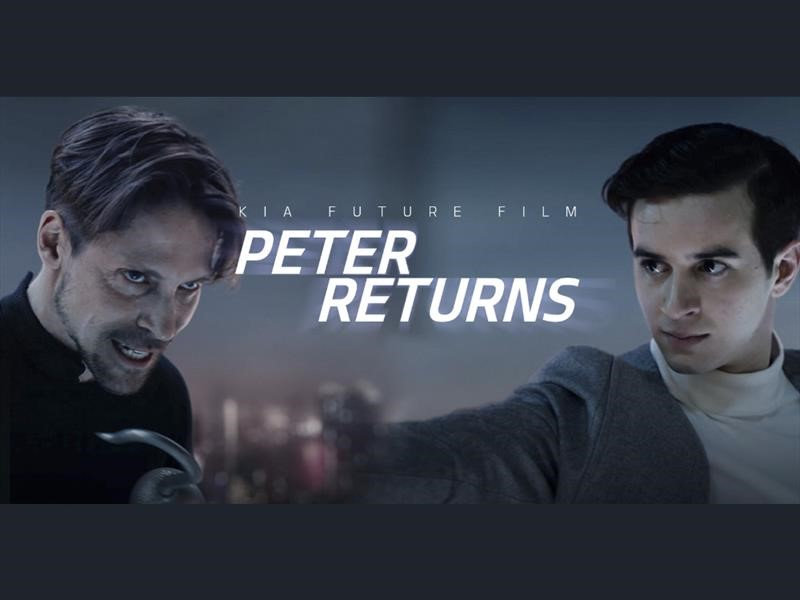 KIA y Peter Pan presentan las opciones de movilidad del futuro