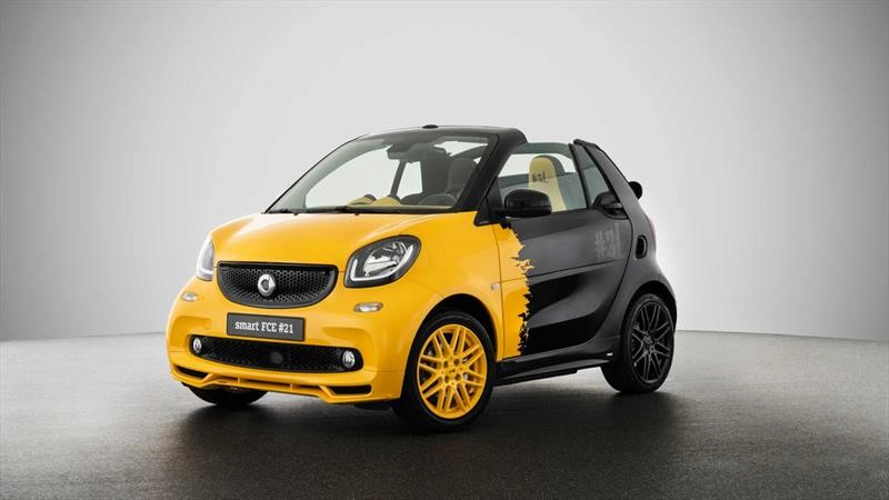 smart Final Collector's Edition marca el fin de los motores a gasolina de la marca