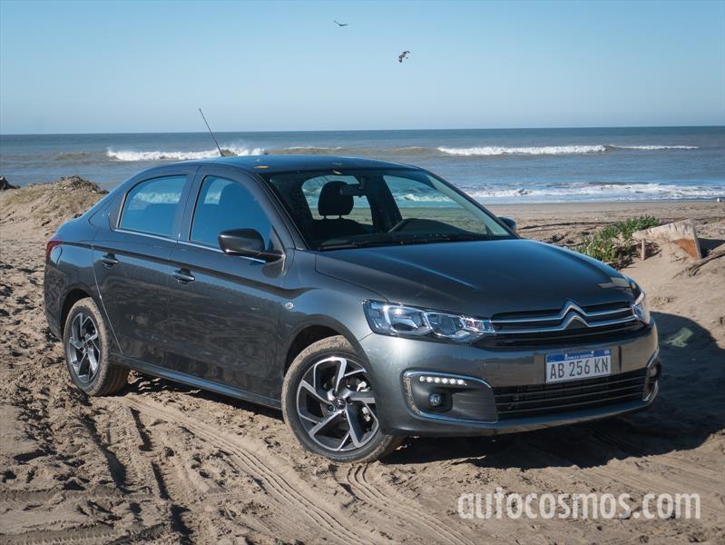 Prueba nuevo Citroën C-Elysée