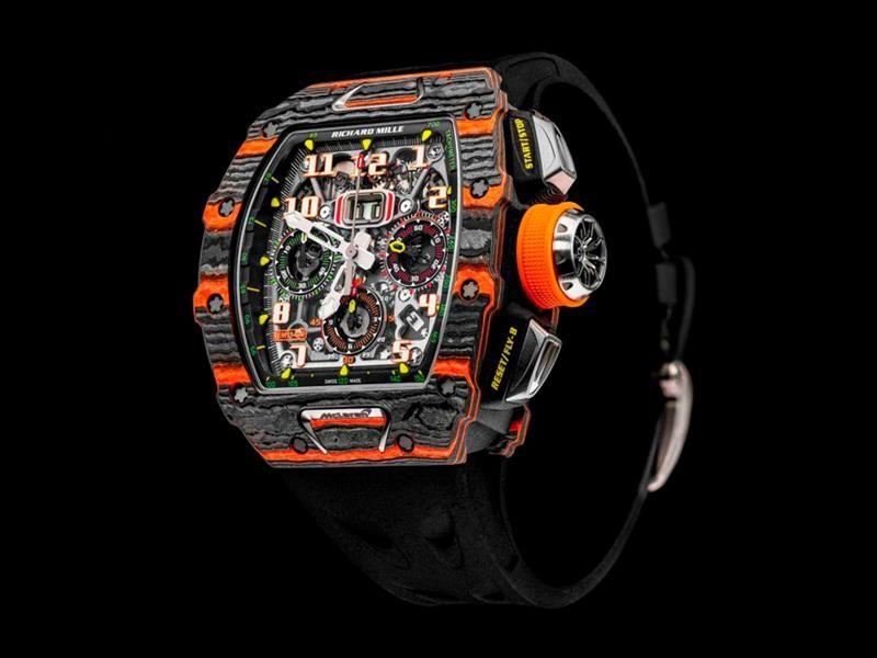 McLaren RM 11-03, el reloj perfecto