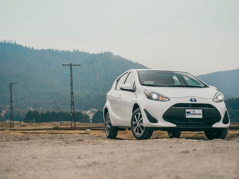 El Toyota Prius C se despide de EU, en México continua