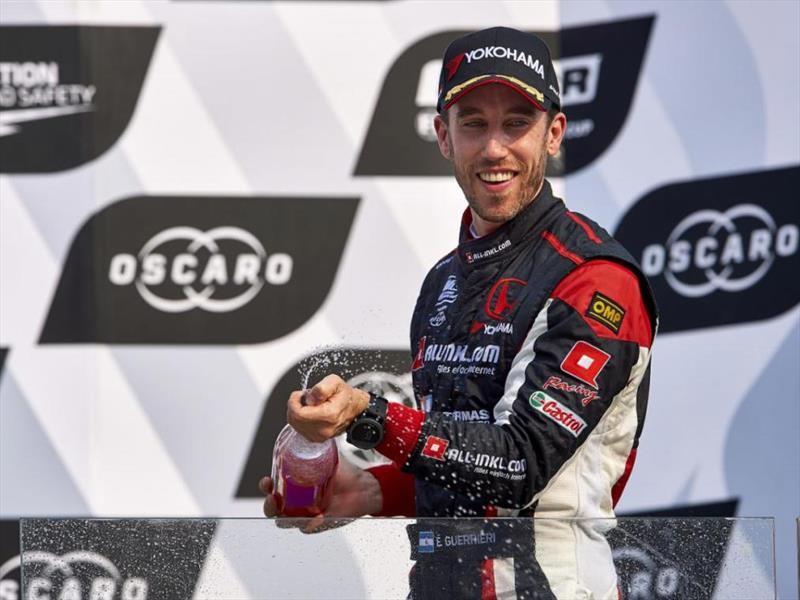 WTCR 2018: Guerrieri consiguió dos podios en China