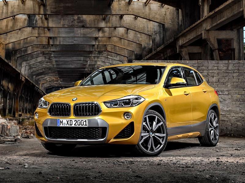 BMW X2 2018 llega a México desde $599,900 pesos