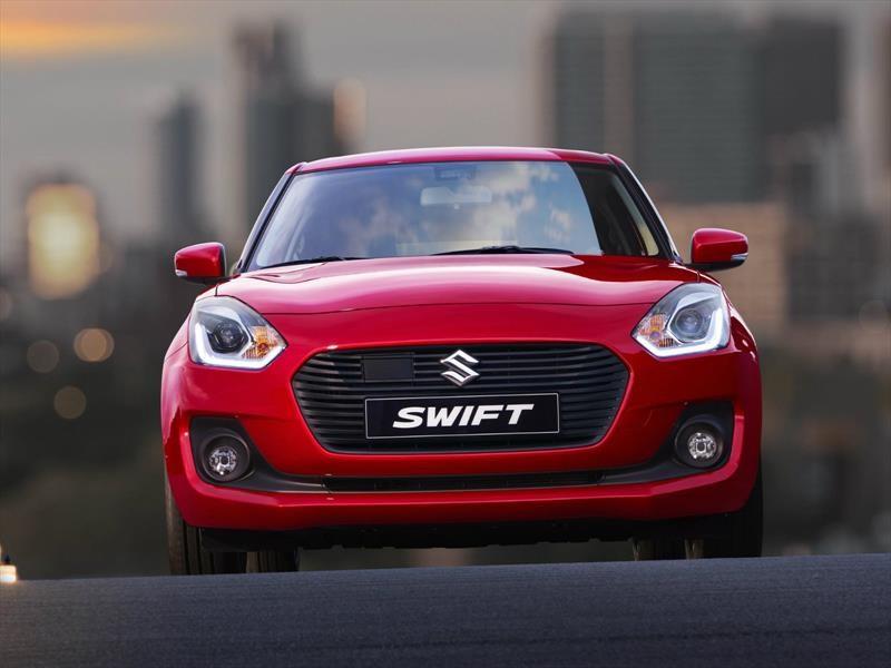 Suzuki es el mayor fabricante de autos subcompactos del mundo