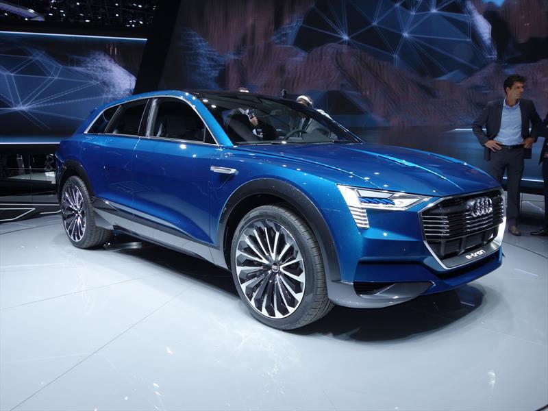 Audi e-Tron quattro concept debuta