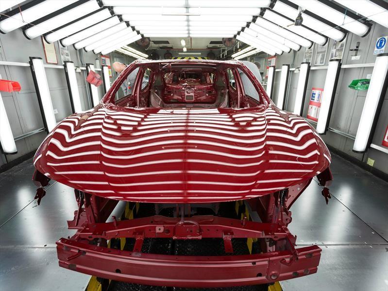 Nissan invierte $170 millones de dólares para modernizar sus plantas en Estados Unidos