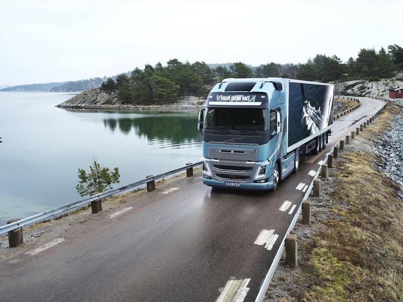Volvo mejora la productividad de su flota de camiones