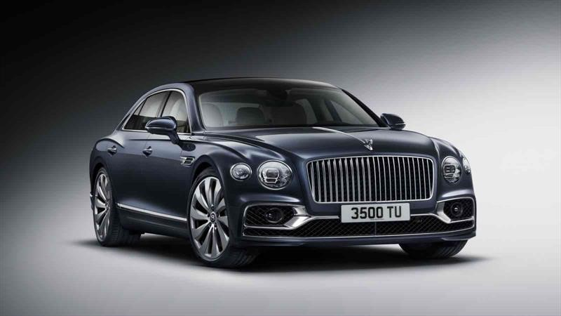 Bentley Flying Spur 2020 es más que una limusina