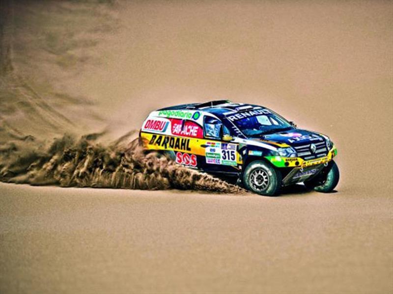 Dakar 2018: Renault ya tiene su equipo