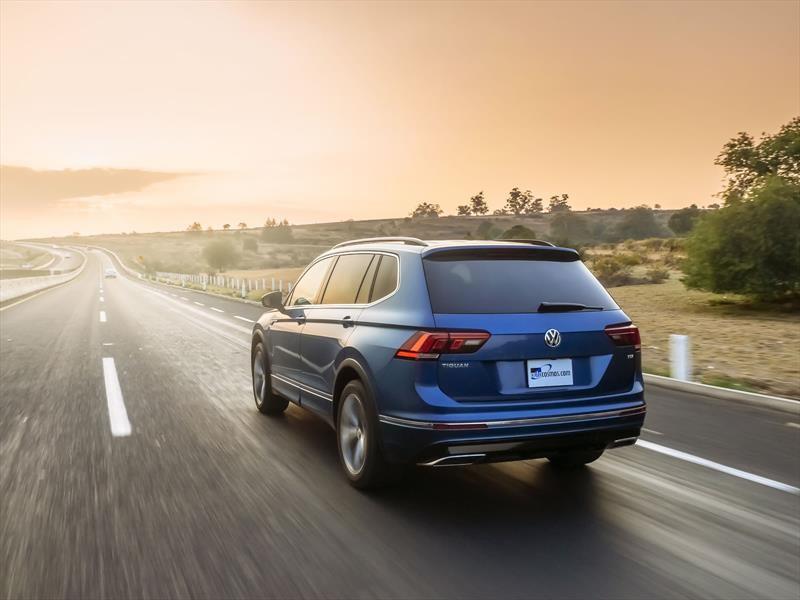 Volkswagen Tiguan R-Line 2018 a prueba