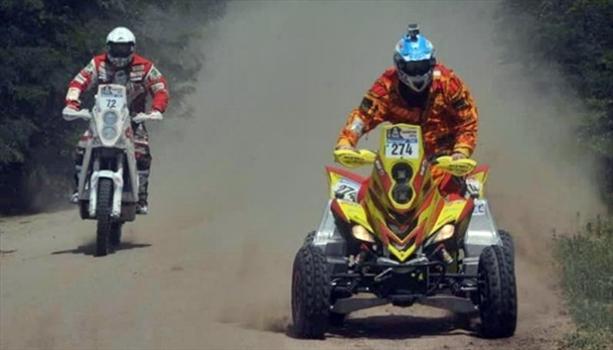 Primera polémica en el Dakar 2012