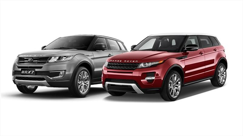 Land Rover le gana a Landwind en el caso de plagio