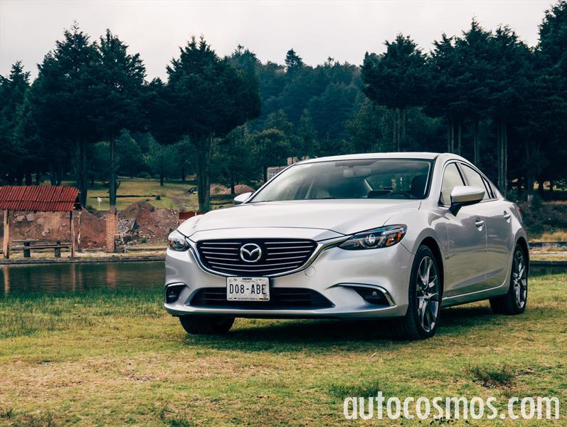 Mazda6 a prueba