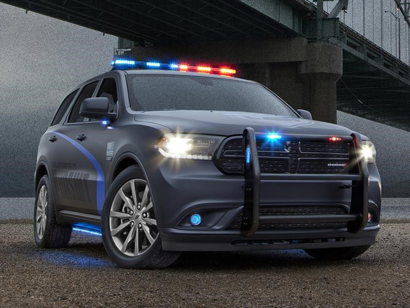 Dodge Durango Pursuit es la nueva SUV patrulla