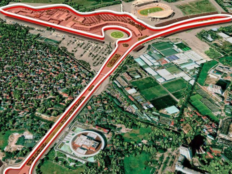 F1: el gran circo llegará a Vietnam en 2020