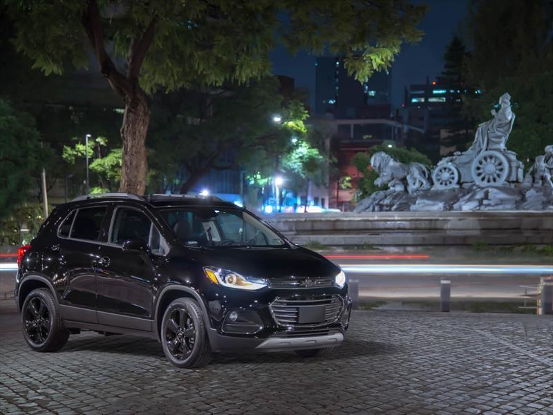 Chevrolet Trax Midnight 2019 se presenta