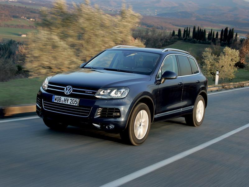 Volkswagen Touareg Hybrid 2013 llega a México