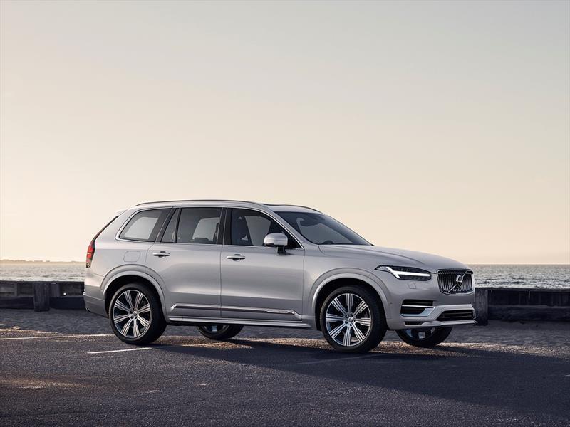 Volvo XC90 2020 recibe mejoras tecnológicas y ligeros cambios de diseño