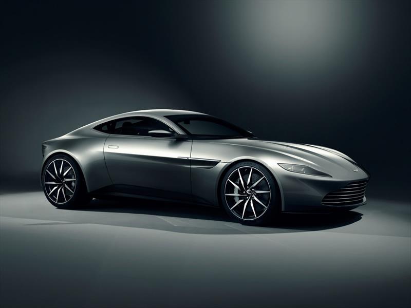 Aston Martin DB10, el nuevo deportivo de James Bond