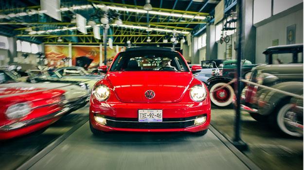 Test de Volkswagen Beetle Sport 2012