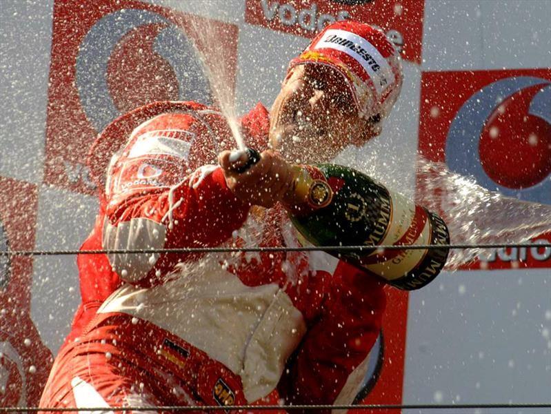 Estos son los pilotos de Fórmula 1 que más han ganado