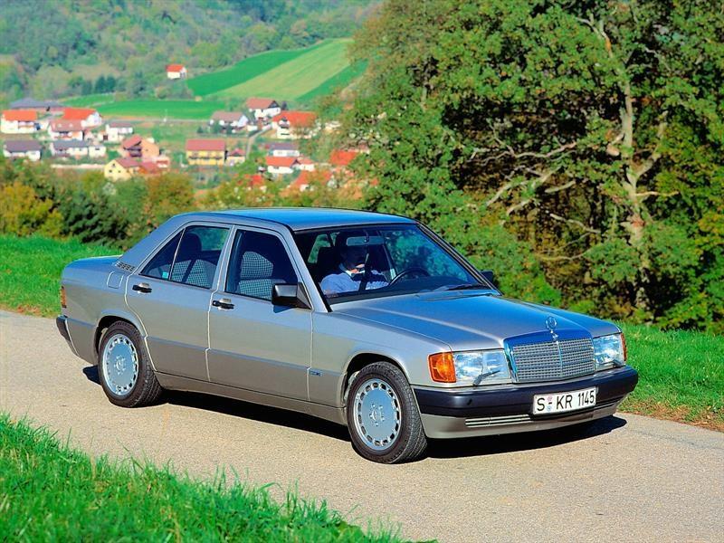 Mercedes-Benz W201: 35 años de un hito automotriz