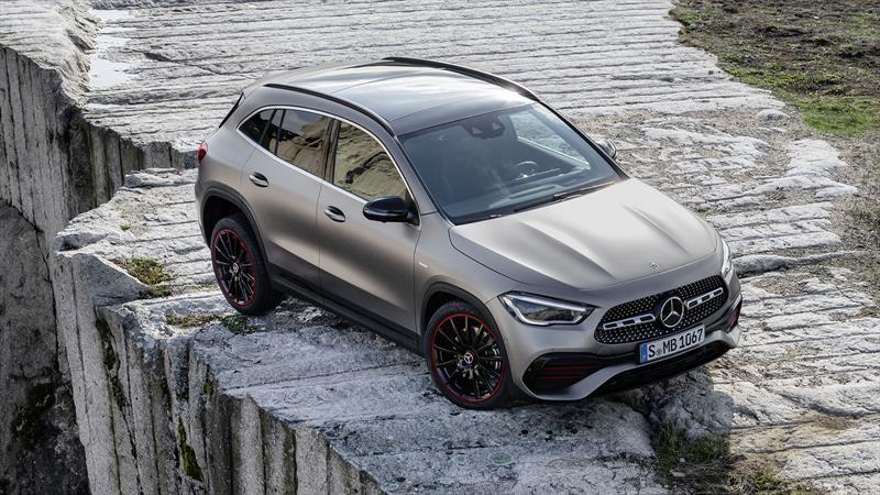 Mercedes-Benz GLA 2021, la nueva generación es más que un Clase A agrandado