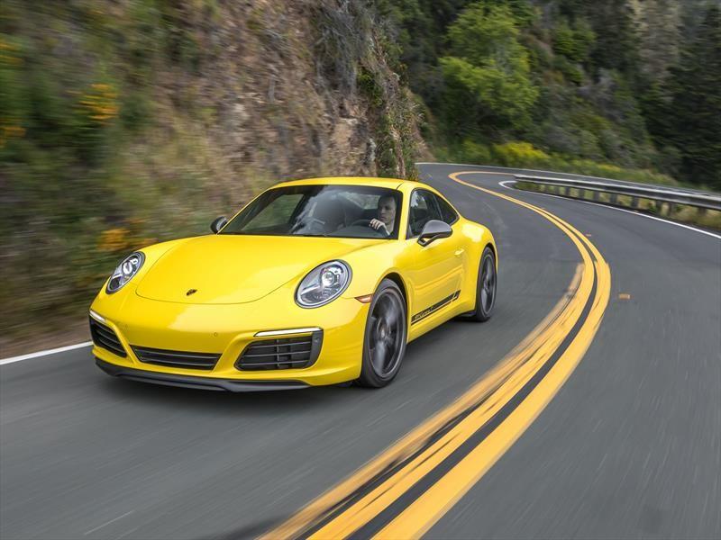 Porsche 911 Carrera T, primer contacto desde California