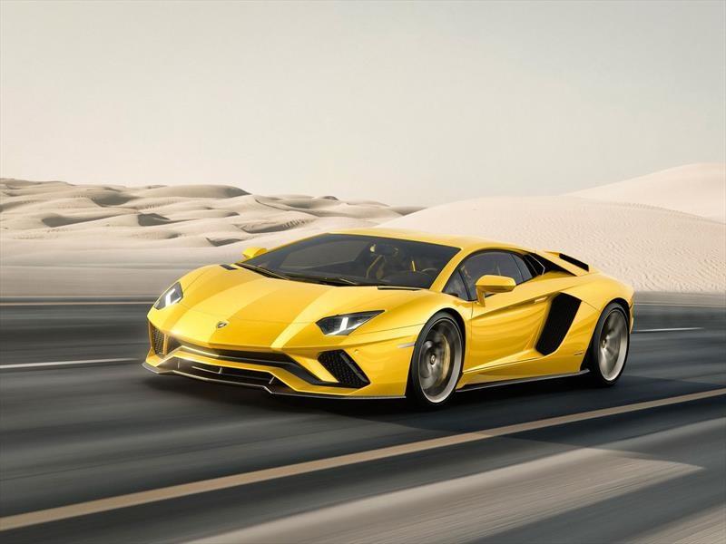 Lamborghini Aventador S 2017, el toro bravío evoluciona