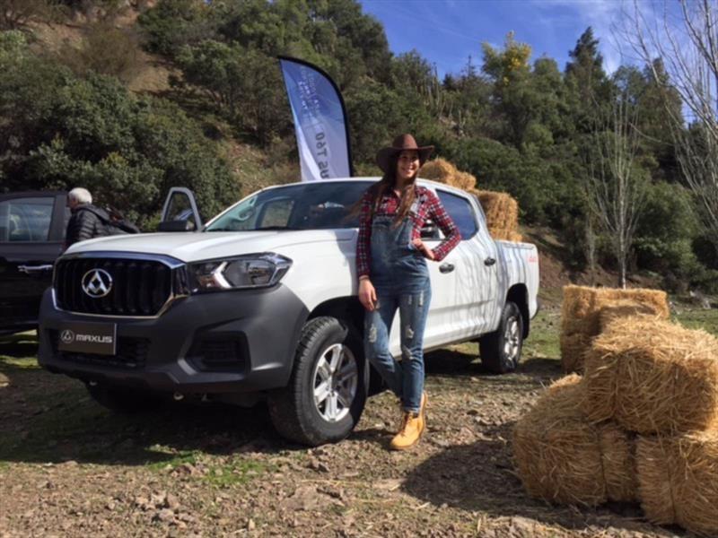 Maxus T60: una nueva pick-up china entra al ruedo