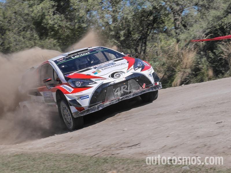 Rally Argentino: Toyota será el vehículo oficial