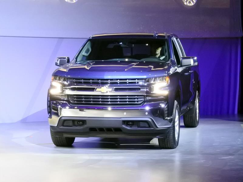 Chevrolet presenta una totalmente nueva Silverado