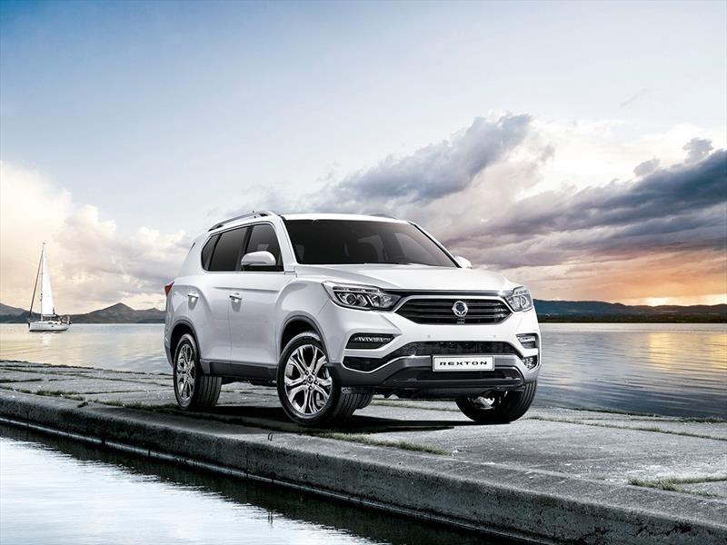 Ssangyong Rexton 2018 en Chile, la renovación absoluta del SUV coreano de lujo