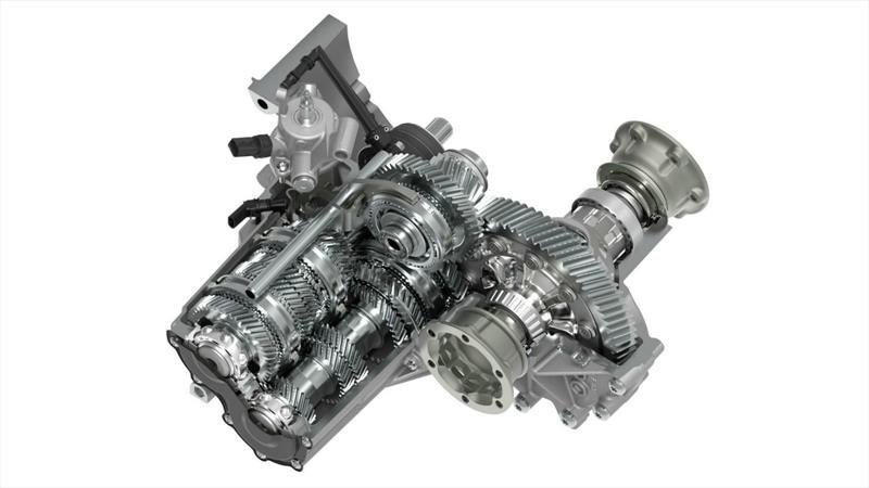 Volkswagen Group ofrece una nueva transmisión manual de 6 velocidades