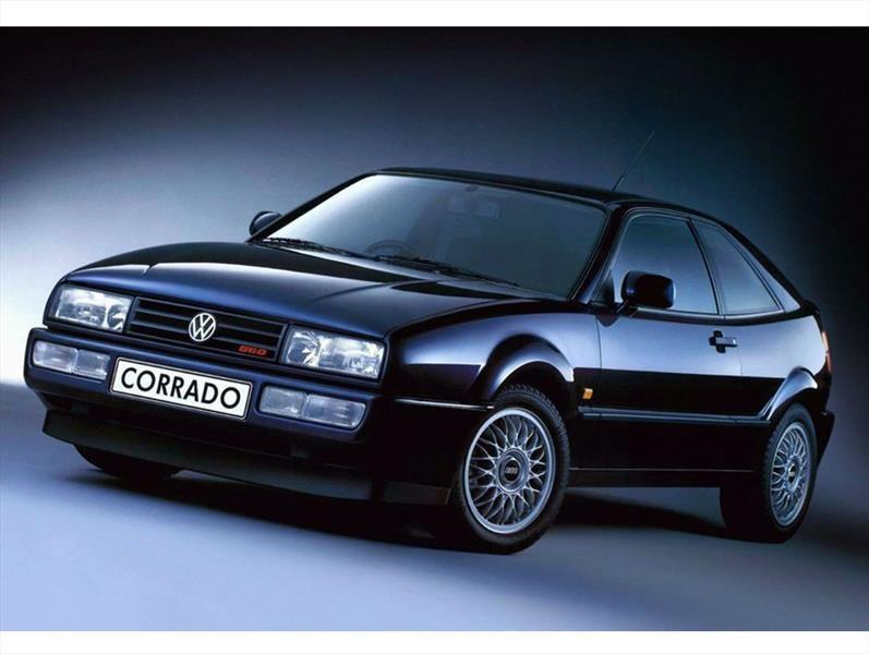 Volkswagen Corrado cumple 30 años