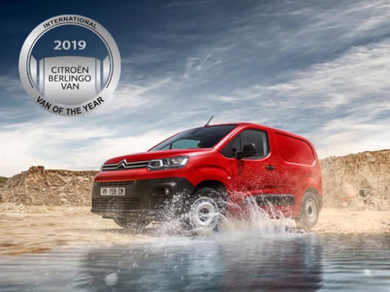 La nueva Citroën Berlingo en la Van del Año 2019