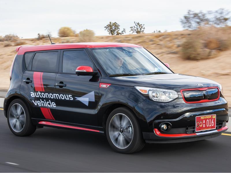 Kia Drive Wise, todo listo para el desarrollo de vehículos autónomos